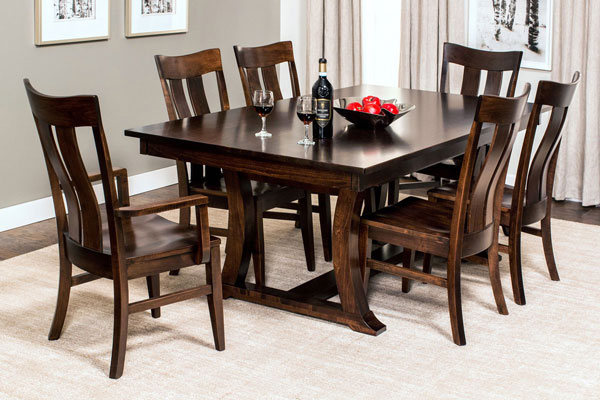 Alexandria Style Your Own Trestle Table