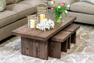 Auburn Bay Occasional Tables