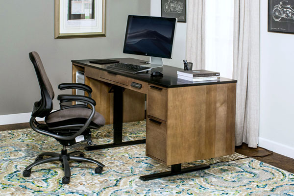 Blocher Lift Desk