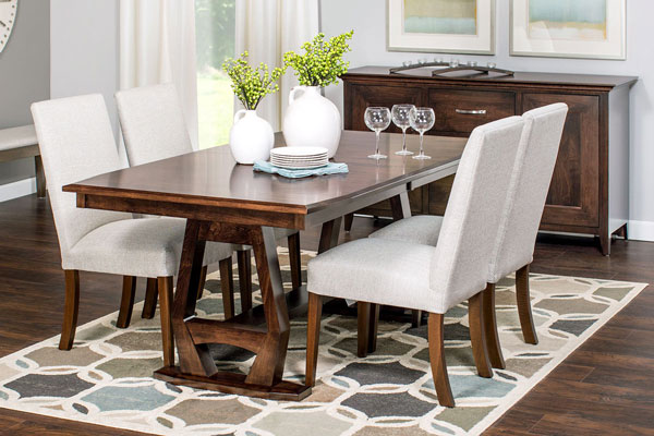 Louisville Style Your Own Trestle Table
